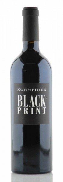 Markus Schneider Black Print