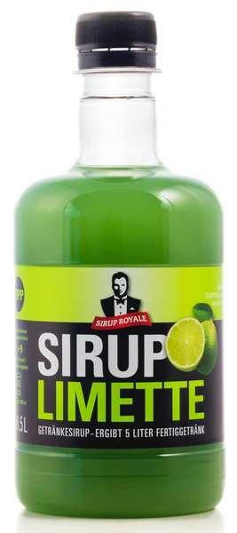 Sirup Royale Limette 0,5L
