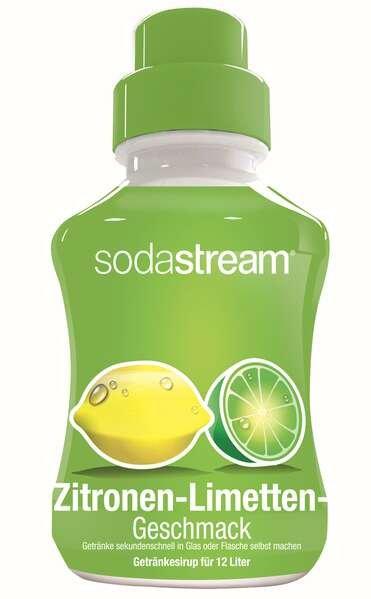 SodaStream Sirup Zitrone-Limette 500ml