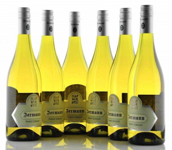 6 X Jermann Pinot Grigio Grauburgunder