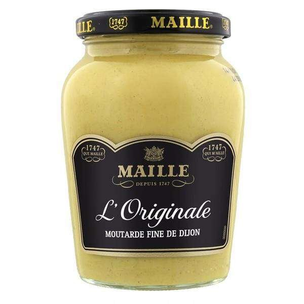 Maille Dijon Senf im 380gr. Glas
