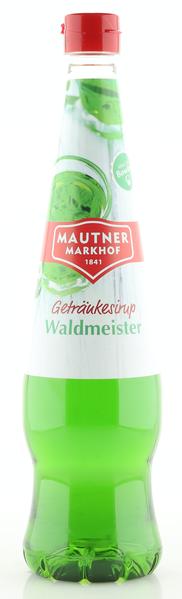 Mautner Markhof Sirup Waldmeister