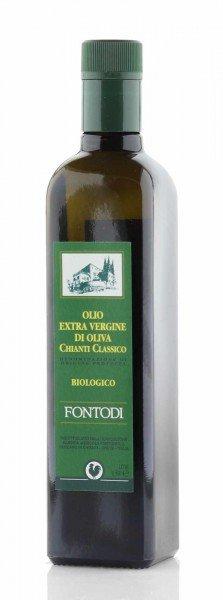 Fontodi Olio extra vergine di oliva Chianti Classico 0,5L - BIO