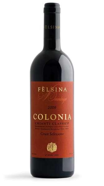 Felsina Berardenga Colonia Chianti Classico Gran Selezione 2010