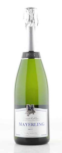 Mayerling Cremant d'Alsace Mayerling Brut 0,75L
