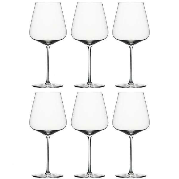 Zalto Denk`Art Bordeaux Glas 6.er Karton