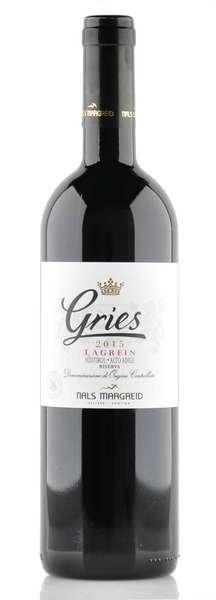 "Nals Margreid ""Gries"" Lagrein Riserva 2016 0,75L"
