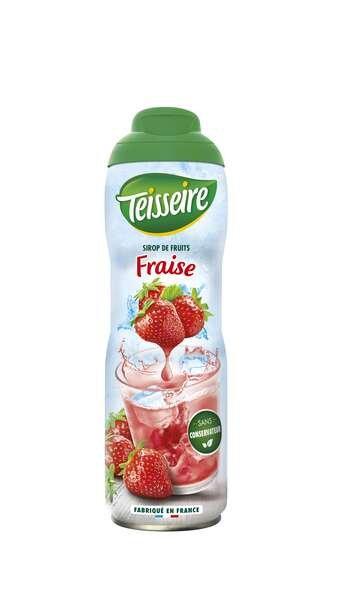 Teisseire Sirup Erdbeere 600ml