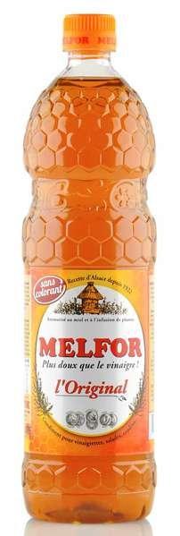 Melfor - Original - Würzessig aus dem Elsass - 1 Liter