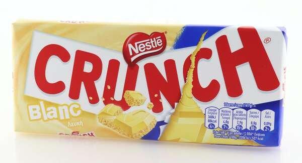 Nestlé crunch blanc