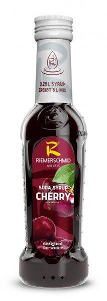Riemerschmid Soda-Sirup Cherry - Kirsche