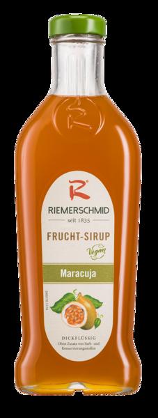 Riemerschmid Frucht-Sirup Maracuja 0,5L