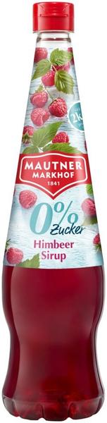 Mautner Markhof 0% Zucker Sirup Himbeere